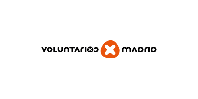 logo voluntarios x madrid